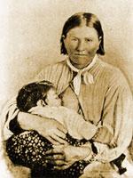Cynthia Ann and Quanah Parker