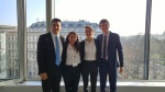 UTA only US Undergraduate Moot Court Team invited to Austria for Competition
