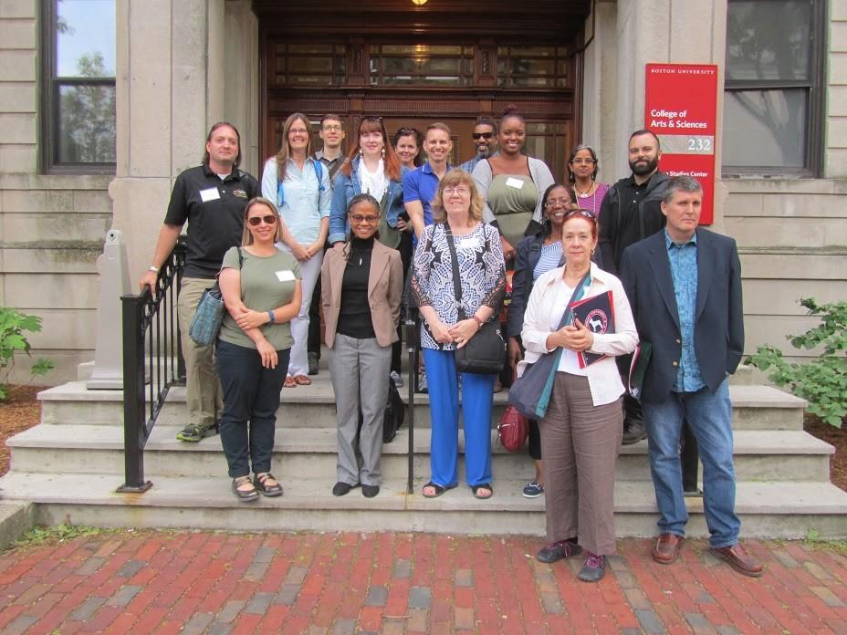 Fulbright-Hays Scholars