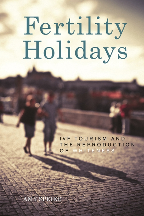 UTA medical anthropologist explores reproductive travel in 'Fertility Holidays'