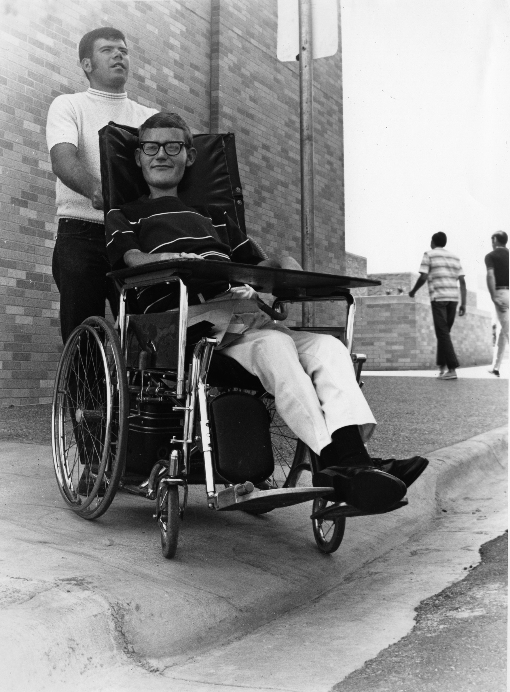 UTA hosts national gathering of leading scholars and historians of disability history